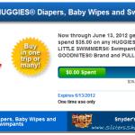 huggies savingstar