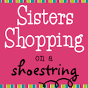 Sisters Shopping on a Shoestring
