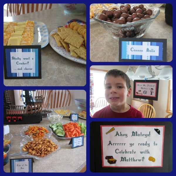 Jake And The Neverland Pirates Birthday Party Ideas Sisters