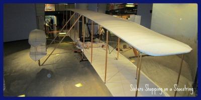 Henry Ford airplane  www.sistersshoppingonashoestring.com