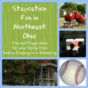 Staycation Northeast Ohio
