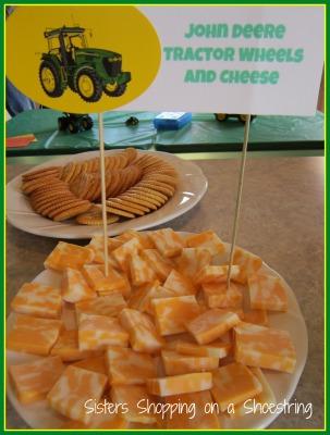 John Deere crackers