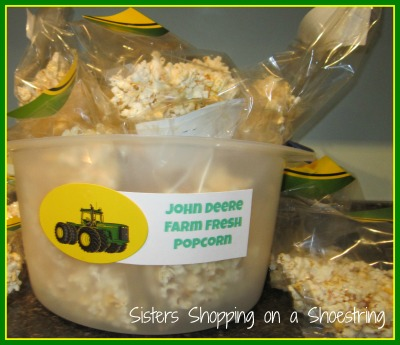 John Deere Birthday Party Ideas Sisters Shopping Farm and Home