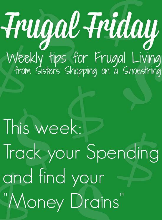 Frugal Friday track spending