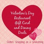 Valentines Day restaurant