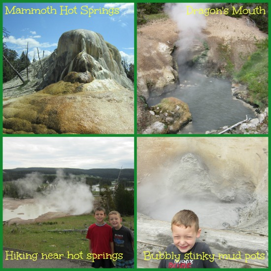 Yellowstone with Kids 2