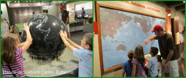 Yellowstone with Kids Exhibits