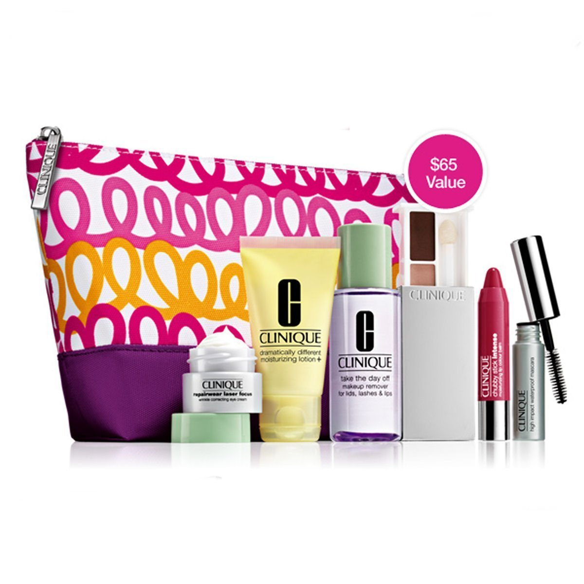 Clinique Official 2013 Gift Set only $22.48 (Reg. $65)  - Sisters Shopping Farm and Home
