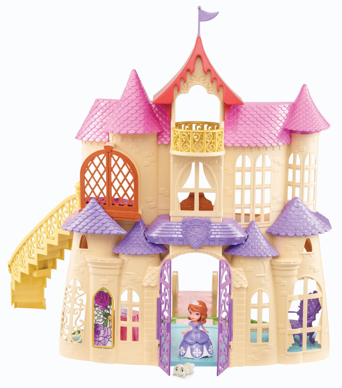Disney Sofia The First New Magical Talking Castle Only $29.99 (Reg. $59.99)