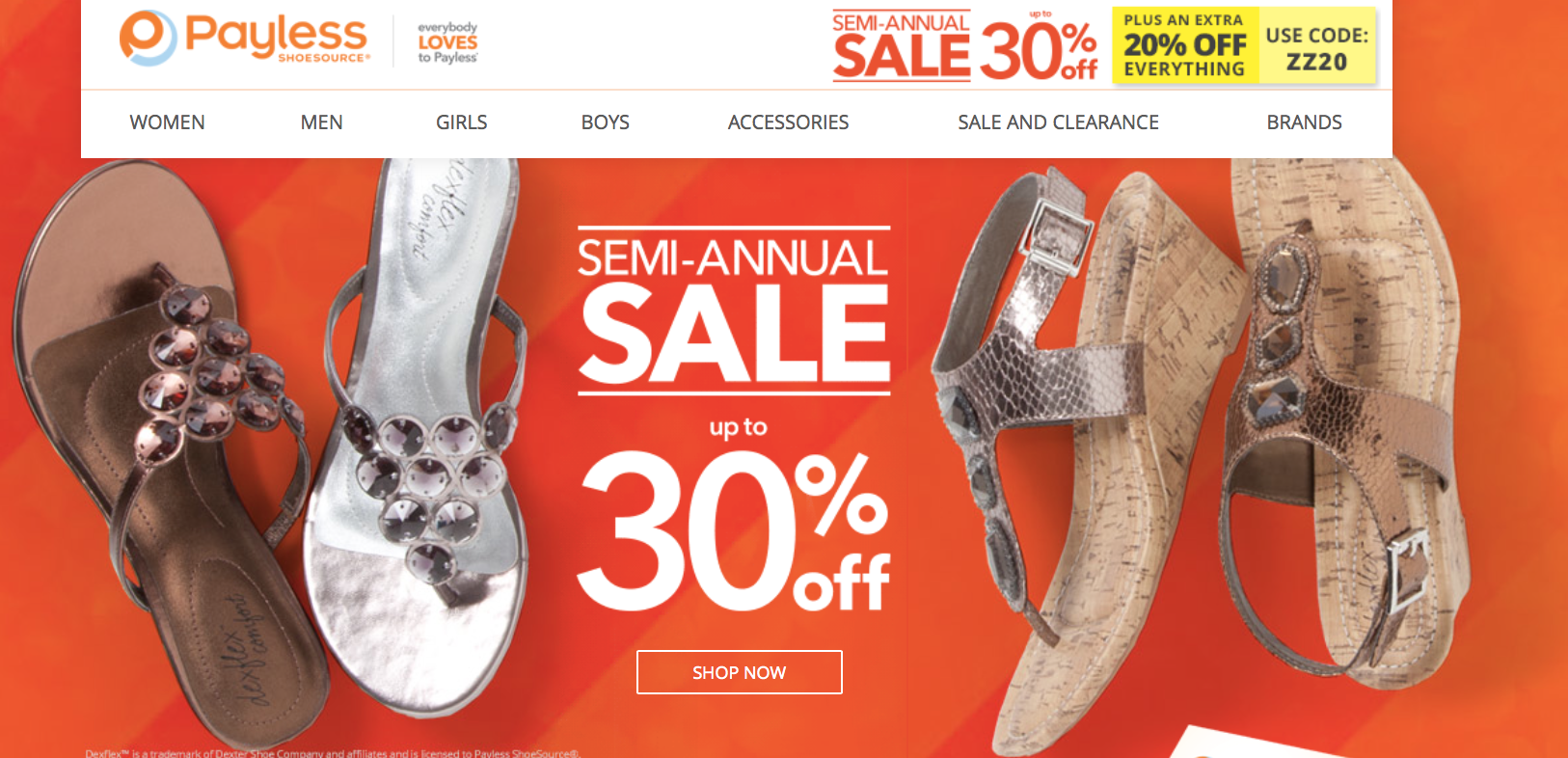 Payless Shoes | Fabulessly Frugal
