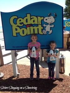 Girls Cedar Point Memorial