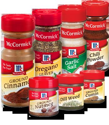 Mccormick seasoning coupons