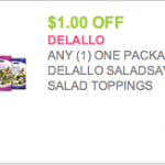 Delallo Salad Savors Coupon