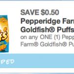Goldfish Coupon
