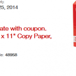 staples paper