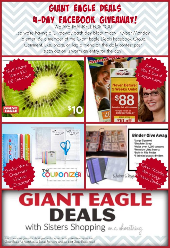Giant Eagle Deals Contest