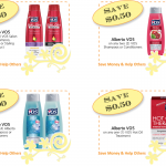 VO5 Coupons