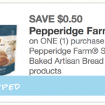 Pepperidge Farm Artisan Rolls