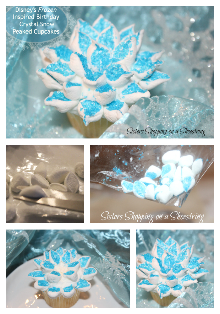 frozen pinterest steps