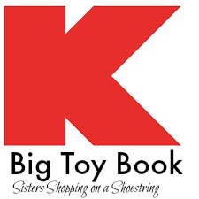 Kmart Black Friday Big Toy Book - Sisters Shopping on a Shoestring