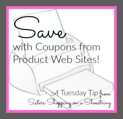 Product web sites