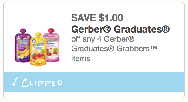 Hot 3 New Gerber Graduates Printables Plus Giant Eagle Deals Sisters Shopping On A Shoestring