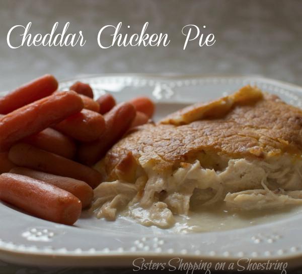cheddar chick pie