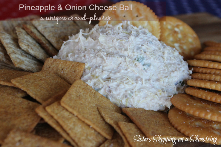 pineapple cheese ball resize