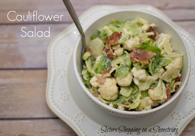 Cauliflower Salad (1 of 1)