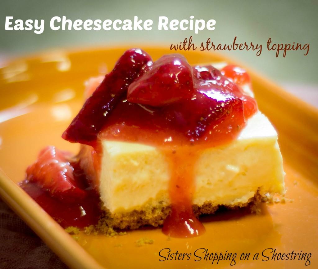 strawberry cheesecake fb