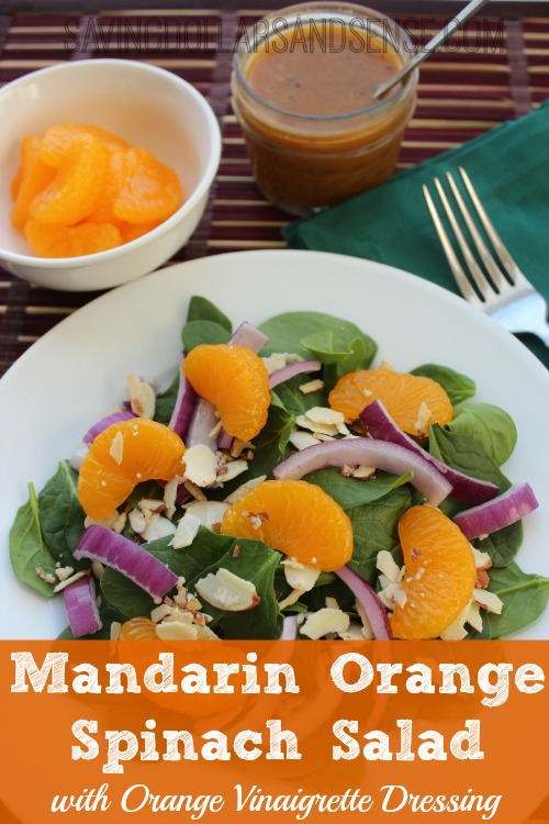Mandarin-Orange-Spinach-Salad