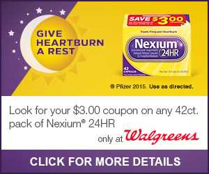 Nexium coupons discounts