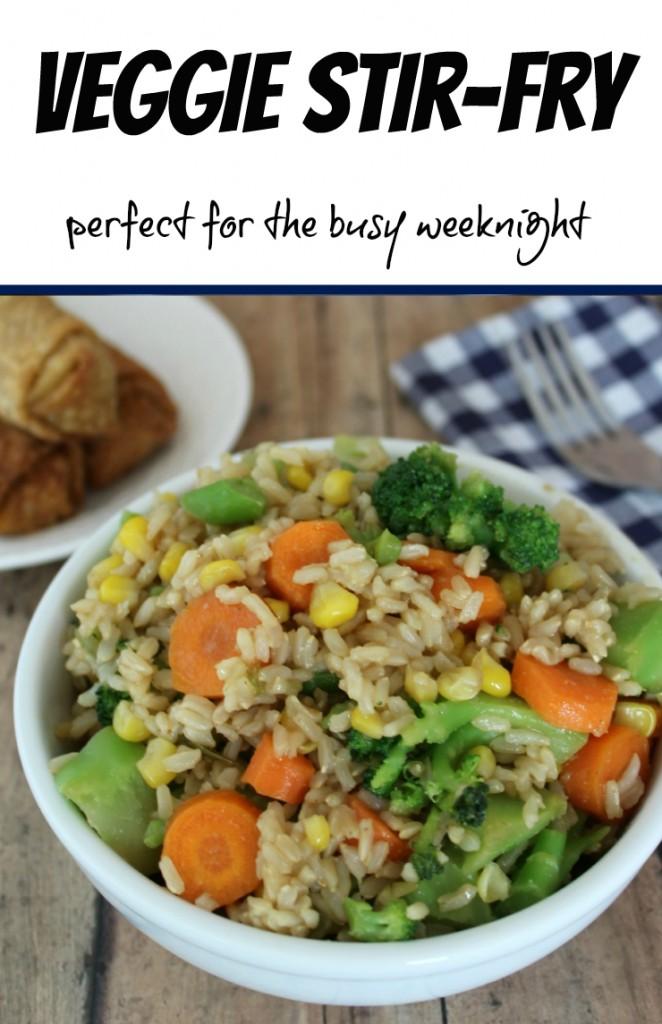 veggie stir-fry recipe 2