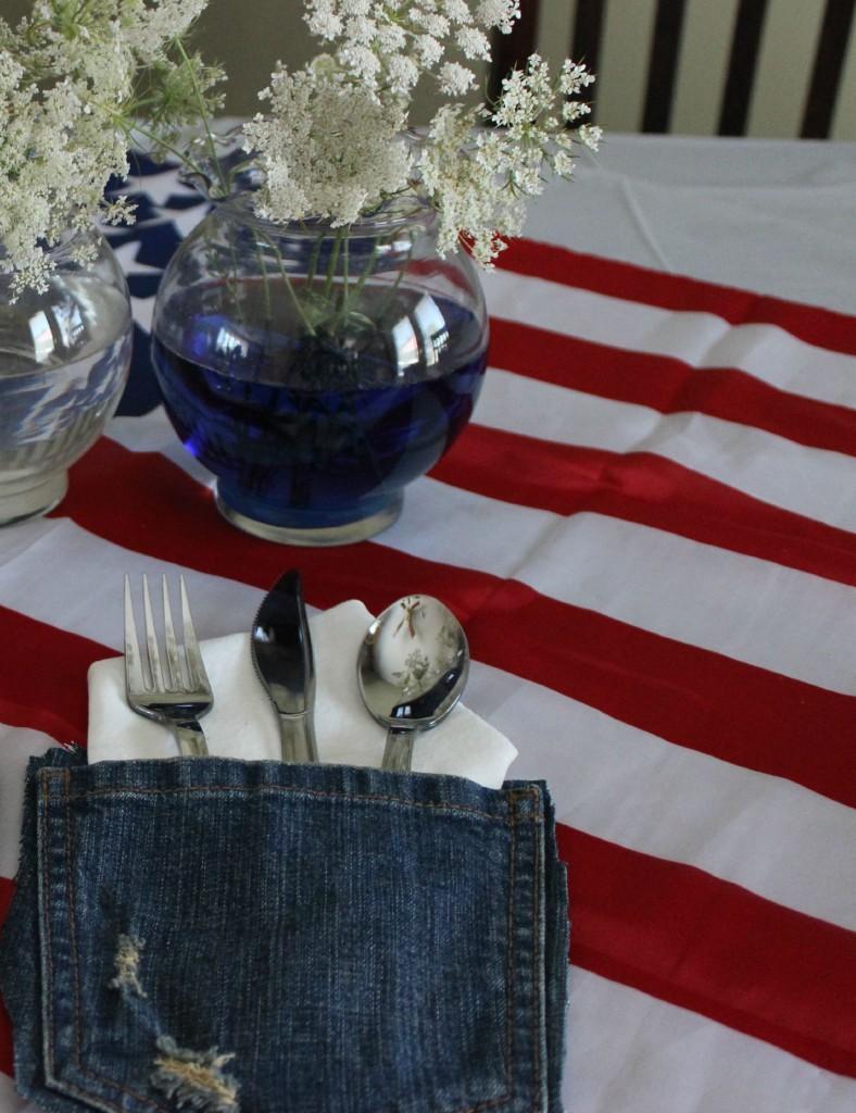 patriotic table 2