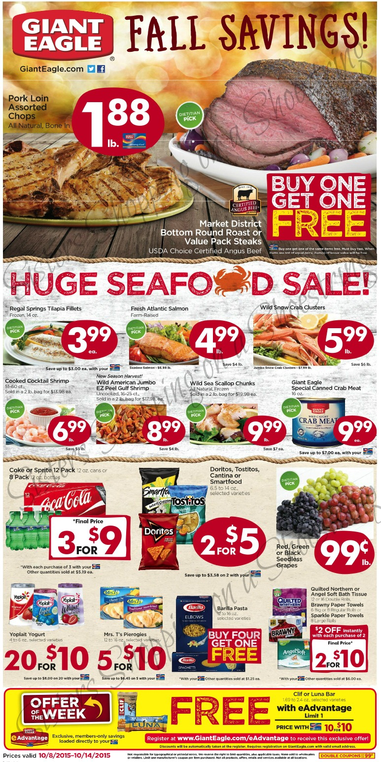 Thursday newspaper coupons