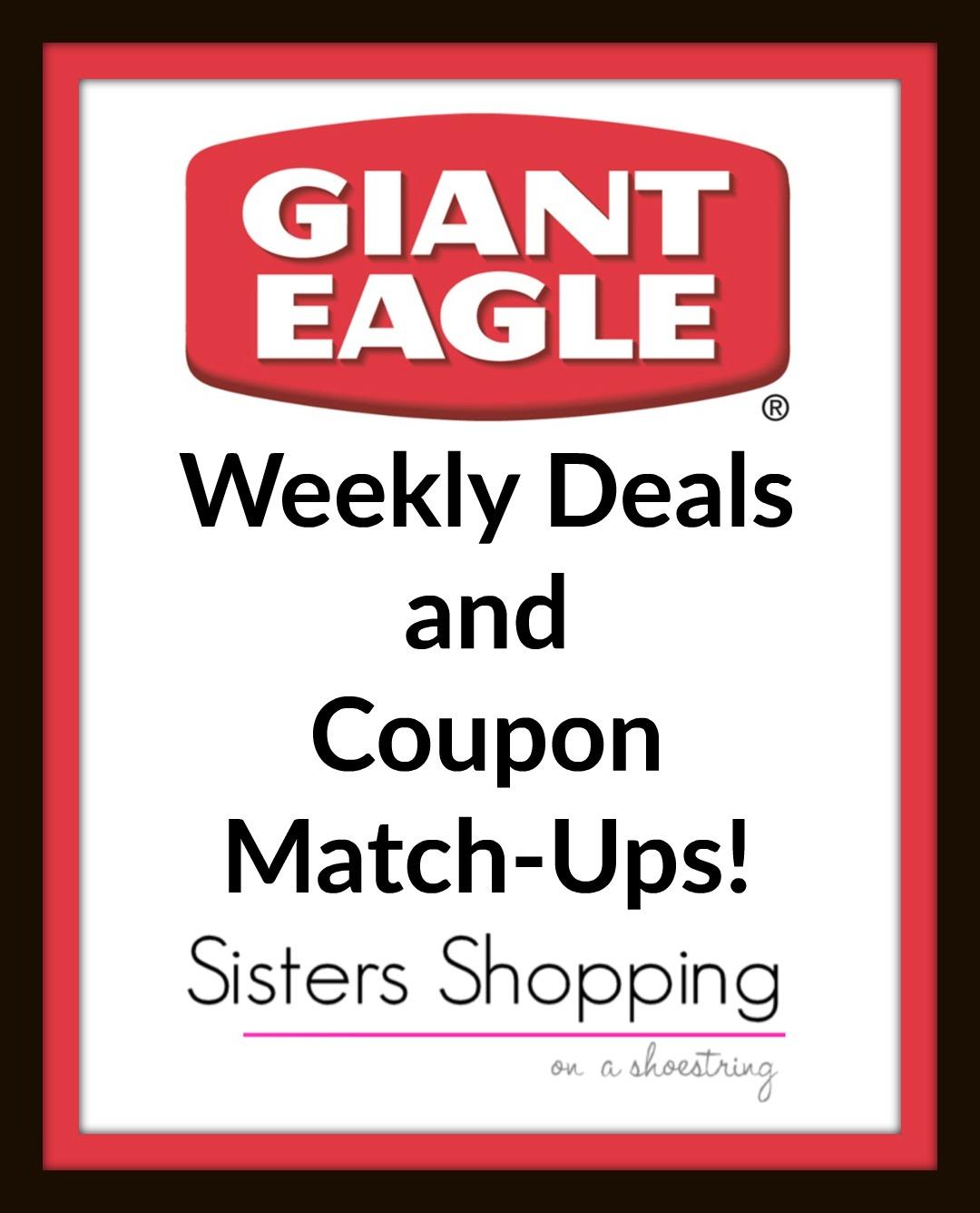best giant eagle coupon deals