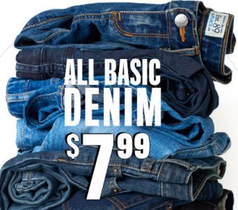 adcb8a3445b Children's Place Boys Basic Bootcut Jeans for as low as $7.99 (was $19.50)  shipped!