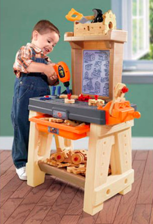 Step2 Real Projects Workshop And Tool Bench For As Low As