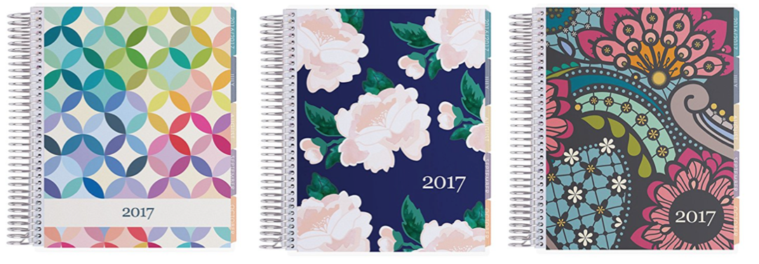 Erin Condren's organization products are unique thanks to their bold designs, bright colors and the inspirational messages adorning them. Stay Organized and get Inspired with Erin Condren LifePlanners The brand's organizers sport eye-catching covers that are available in .