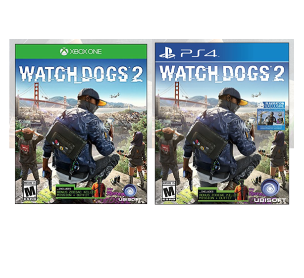 Cheap Deal For Watch Dogs  Ps