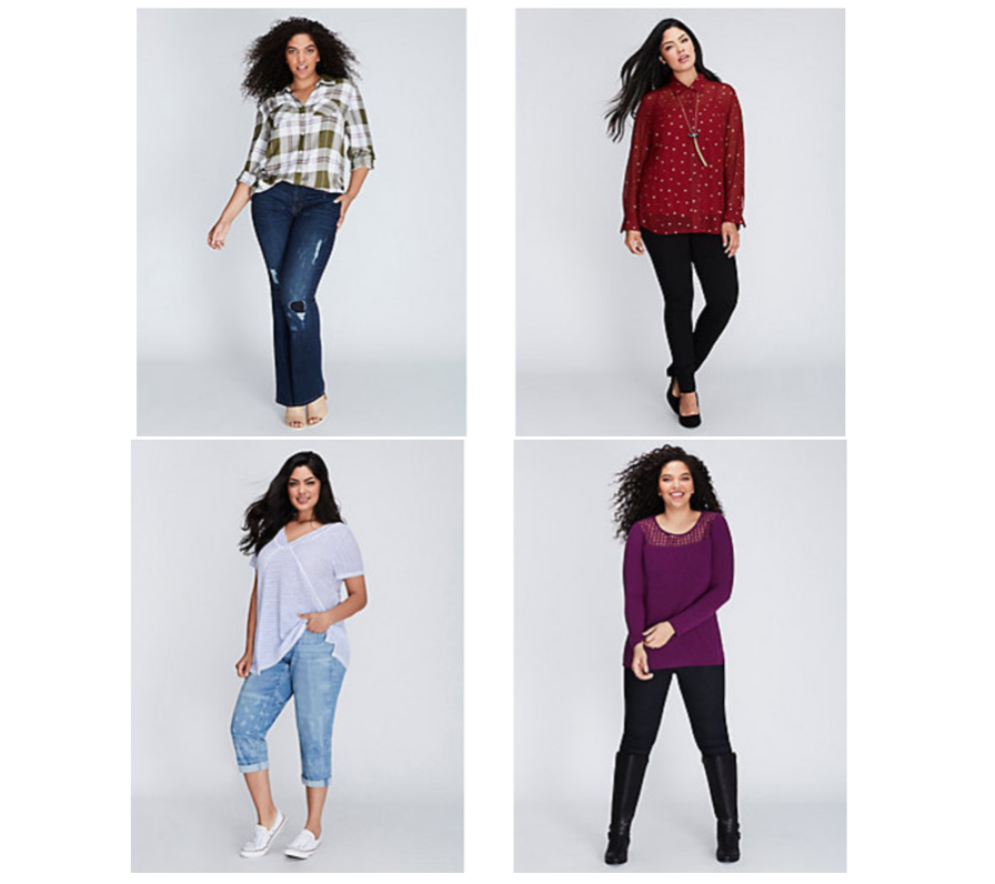 Lane Bryant! ~ Buy 1 Clearance Item and Get 1 FREE! - Sisters ...