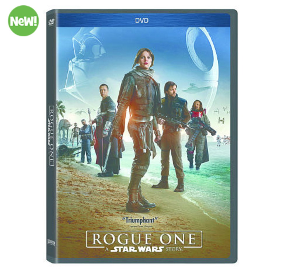Toys R Us Dvd : Get rogue one a star wars story dvd for at toys r