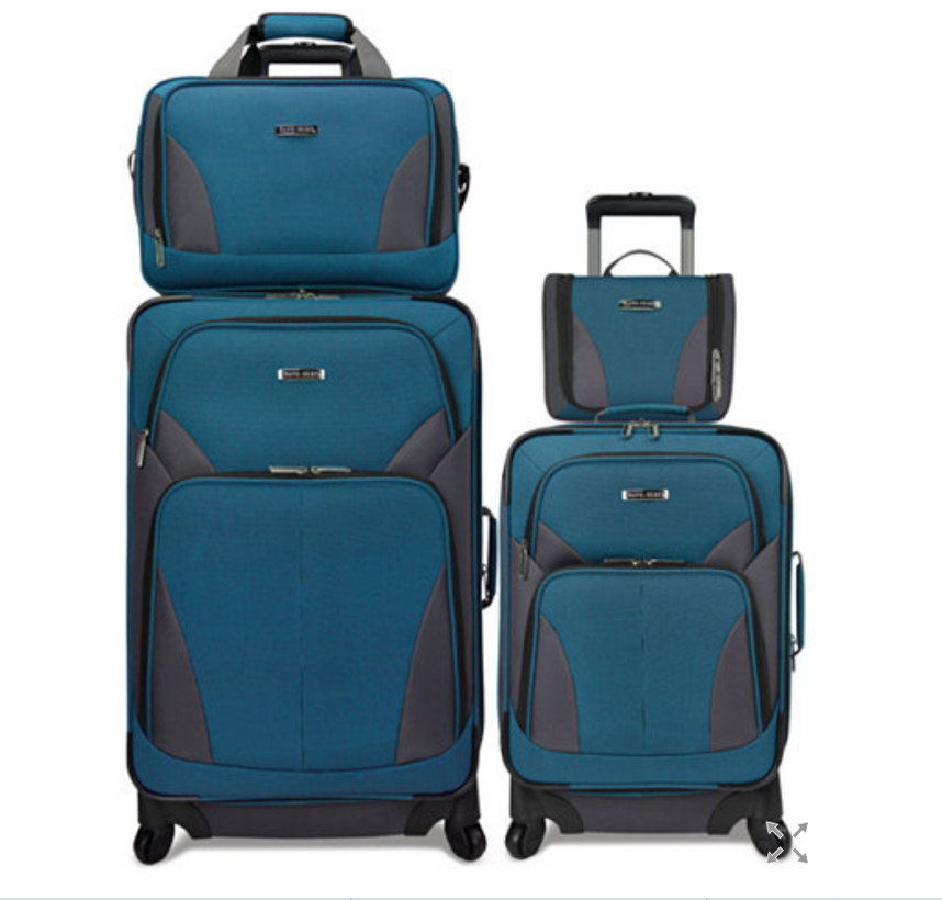 Macy S Deal Save 69 On Travel Select Allentown 4 Piece